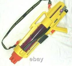 Vintage Super Soaker CPS 3200 Water Gun with Backpack Complete & Working RARE