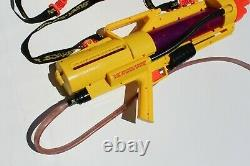 Vintage Super Soaker CPS 3200 Water Gun with Backpack Water Tank TESTED WORKING