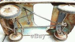 Vintage Super Sport Pedal Car