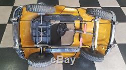 Vintage Volkswagen Bug Peddle Car