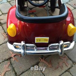 Vintage Volkswagen Pedal Car