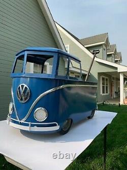 Vintage Volkswagen Wagon