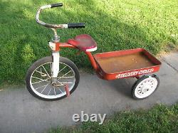 Vintage Wagon / Pedal car