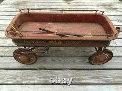 Vintage Yankee Clipper Coaster Wagon by Globe / Garton Ultra Rare