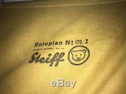 Vintage antique Steiff rolopan cloth kite