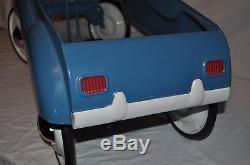 Vintage c1950 Murray Champion Jet Flow Drive Pedal Car