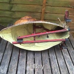 Vintage mobo snail