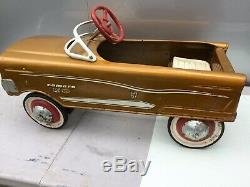 Vintage murray pedal car camaro 1960's Original paint