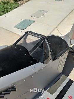 Vintage p-51 Mustang Pedal Plane