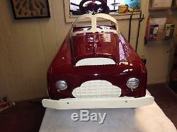 Vintage pedal car Garton or BMC