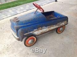 Vintage pedal cars pre 1960 used