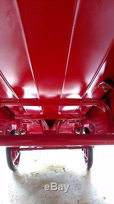 Vintage wagon, 30s Globe Aero Flite Wagon RESTORED ORIGINAL, not pedal car