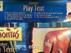 Vtg Disney's Pocahontas Slumber Play Tent Indoor/Outdoor New With Damaged Box