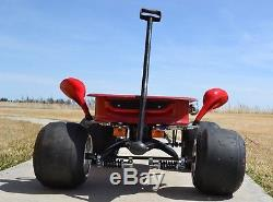 Wagon, radio flyer, custom, vintage, hot rod, Carrera S2 Indy Coaster Wagon