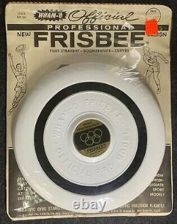 Wham-o Frisbee Vintage Pro model MIP